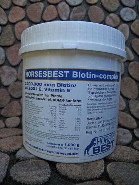 HorsesBest Biotin-complex