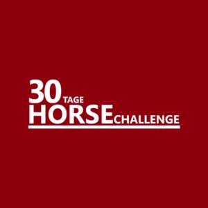 30 Tage Horse Challenge